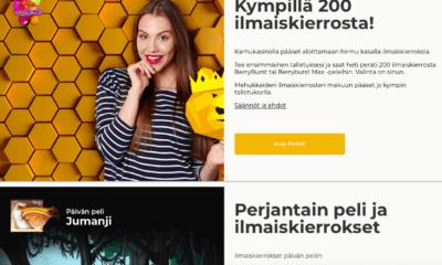 Kampanja sivu
