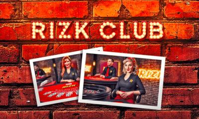 Rizk Live Casino Club