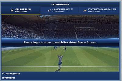 Virtuaaliurheilu
