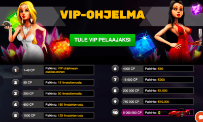 VIP ohjelma