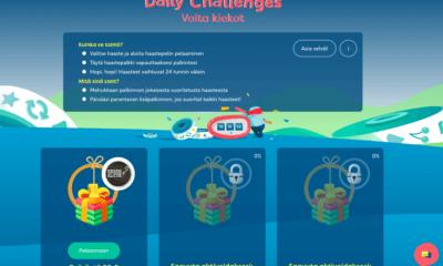 Päivittäiset haasteet