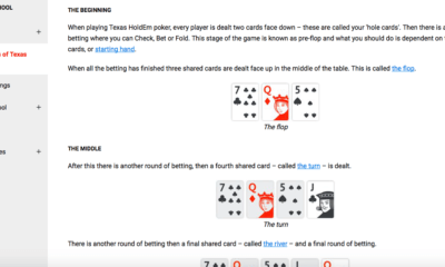 Pokeriohjeet