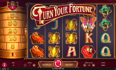 Turn Your Fortune kolikkopeli