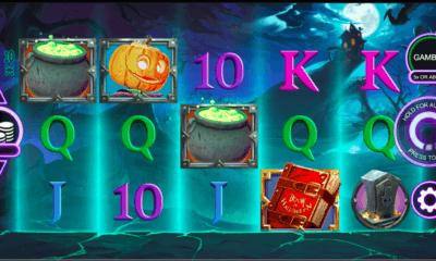 Halloween kolikkopeli
