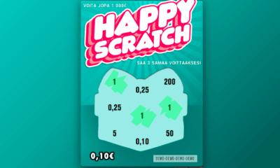 Happy Scratch raaputusarpa