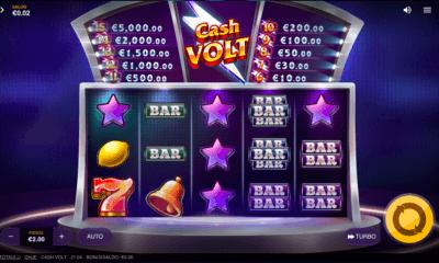 Cash Volt peli